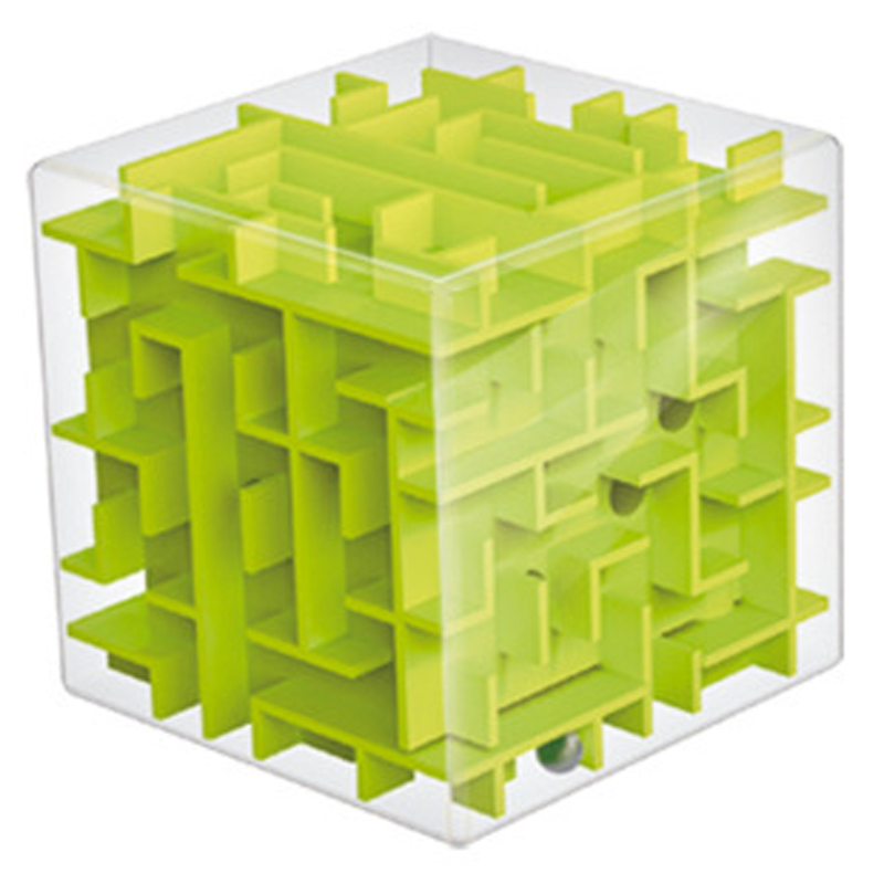 First Classroom Professional Toy Puzzle Mini Size Cube Maze Children Game Toy