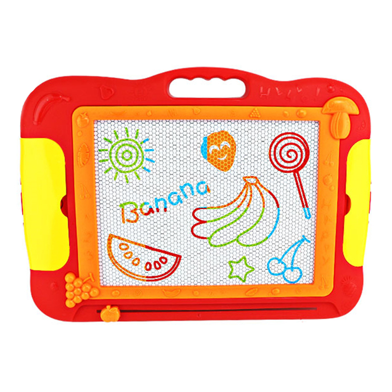 CB001 Baby Magnetic Drawing Writing Board Plastic Doodle Children's Toy