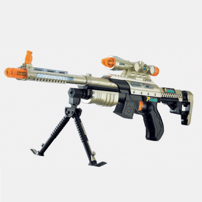 DF-20218B Laser Bison Special Shotgun Infrared Electric Toy Gun