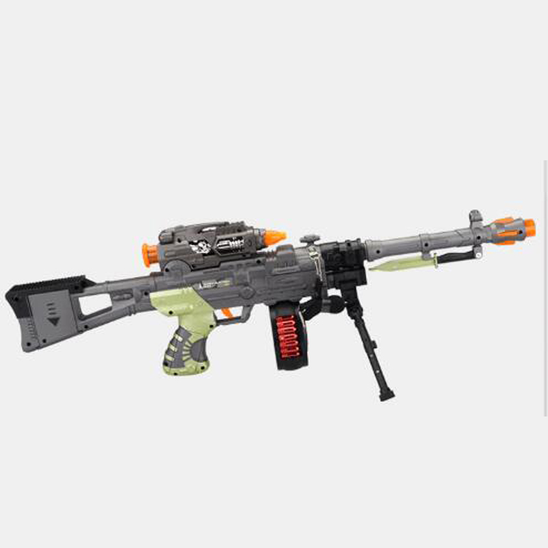 DF-13218B Light Speed Fighting Policemen Laser Infrared Electric Toy Gun