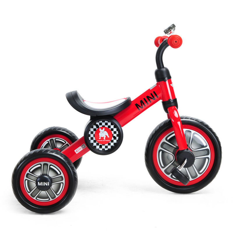 Rastar BMW MINI 10 Inches Children Tricycle Baby Bike