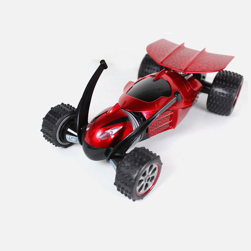SF Armor Insect Remote Control Car Deformation Charge Stunt Toy Car