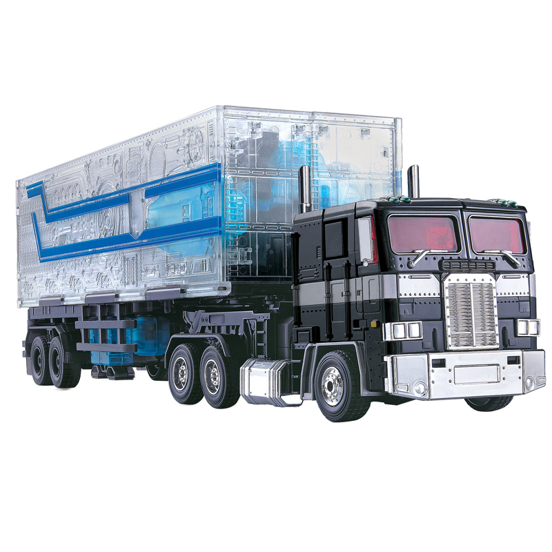 LB MPP10 Transformers Car Robot Model Toy Car ABS Trailer Toys With Commander Prime OP
