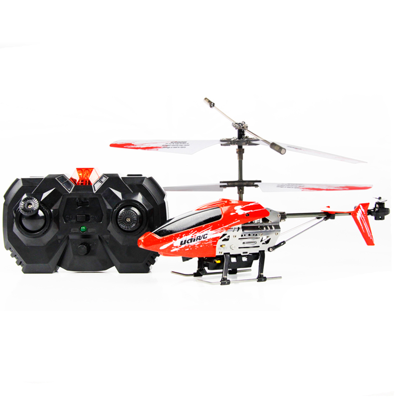 YD High Quality Alloy RC Helicopter Model 2.4G Rc Propeller Helicopter