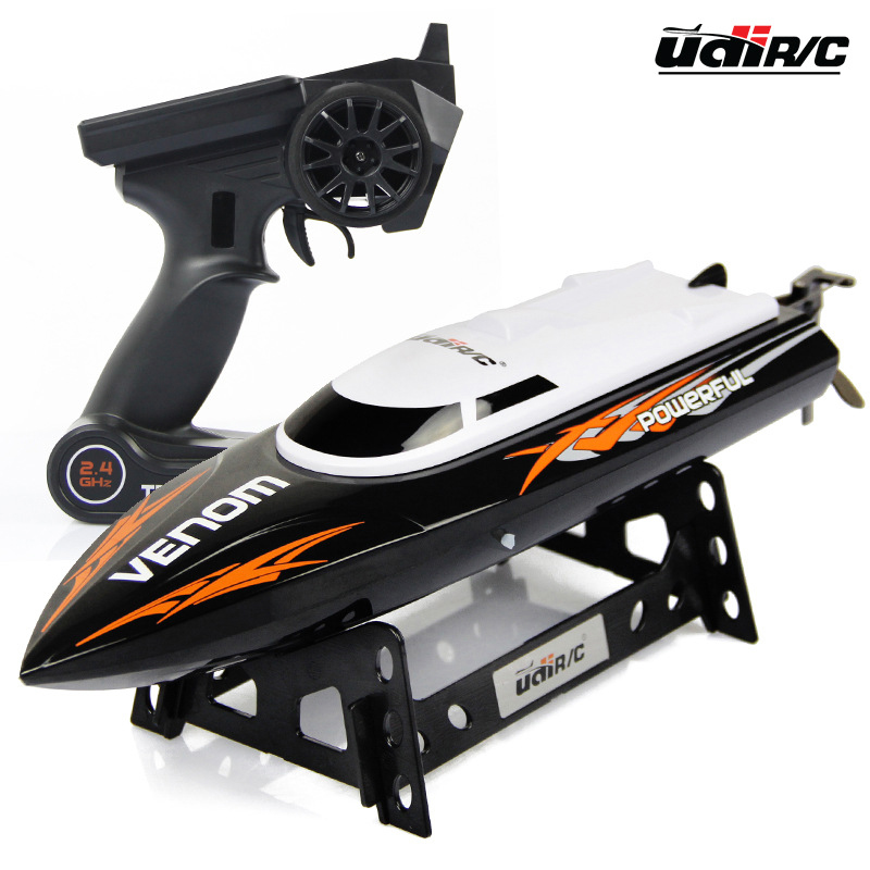 YD UD1001 High Speed Remote Control Ship Radio Waterproof Children 'S Electric Toy Boat Model