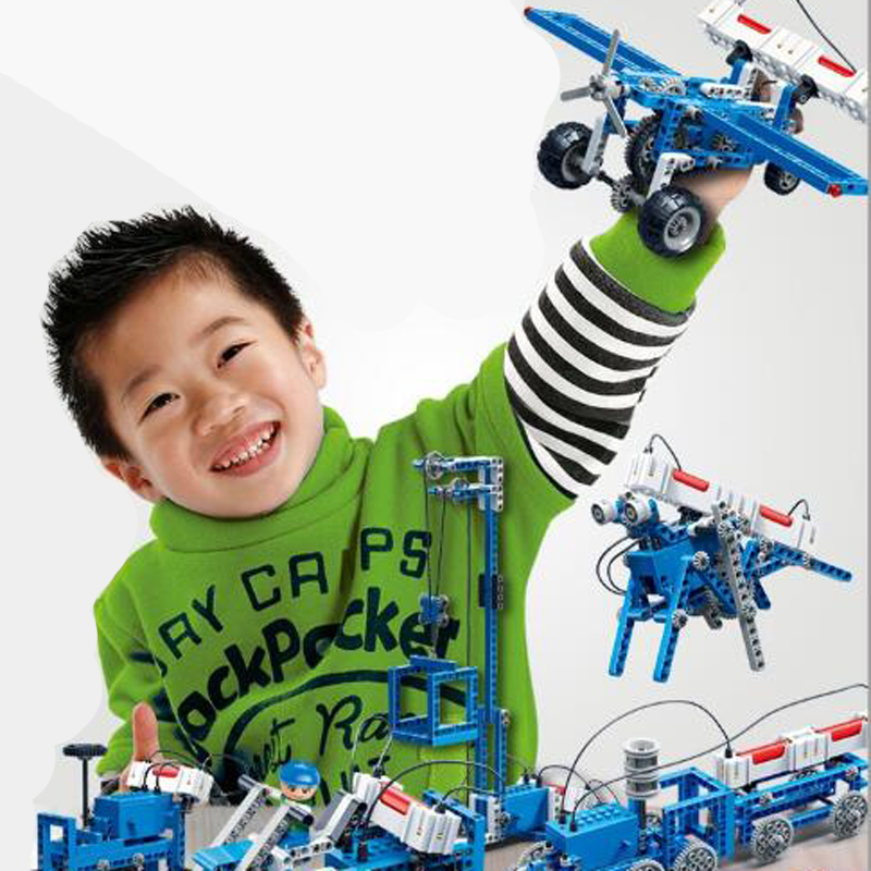 BanBao 6903 Children Toy Power Application Building Blocks Set Educational DIY Bricks Toys