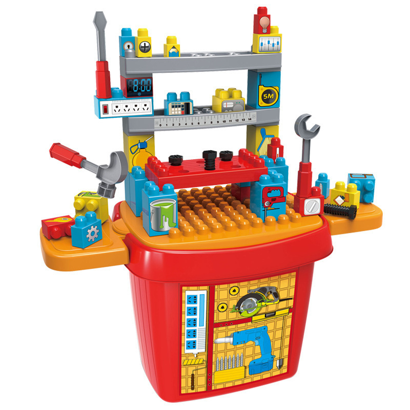 BOWA-7624 Simulation Tool Set Building Blocks with Complete Accessories