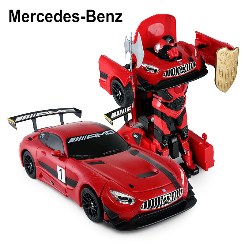 RASTAR RS Mercedes-Benz Deformation RC Robot With Light