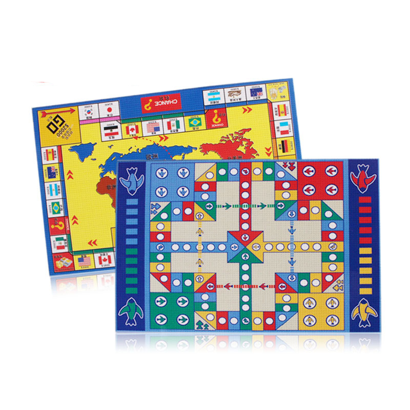 Huaying Children Game Chess Crawling Mat Parent-child Interaction Education Game