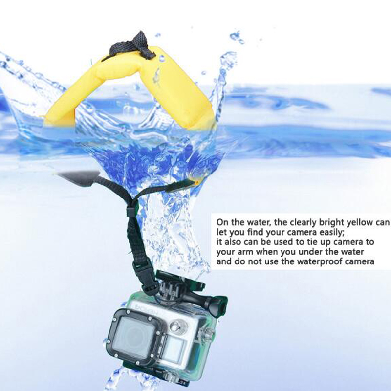 KingMa Waterproof Floating Hand Wrist Strap For GoPro Hero Session Digital Camera