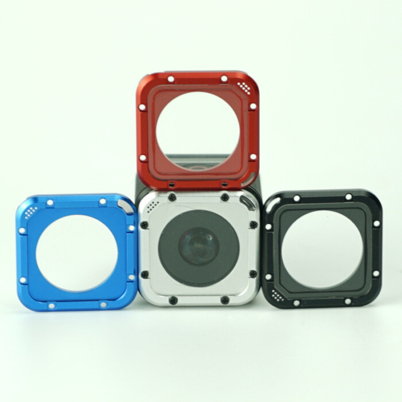 Gopro Accessories Aluminum Alloy Lens Cover Replacement Set Lens Protective For GoPro Hero Action Sport Camera
