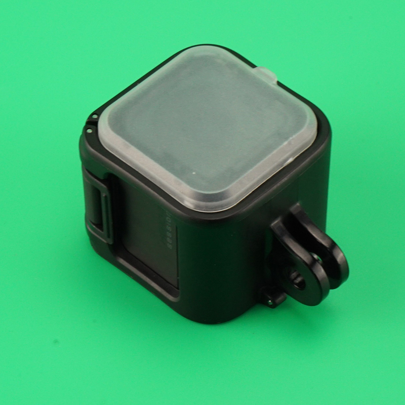 White Plastic Lens Cap For GoPro Hero4 Session Camera Go pro 5 Accessories Protector Cover