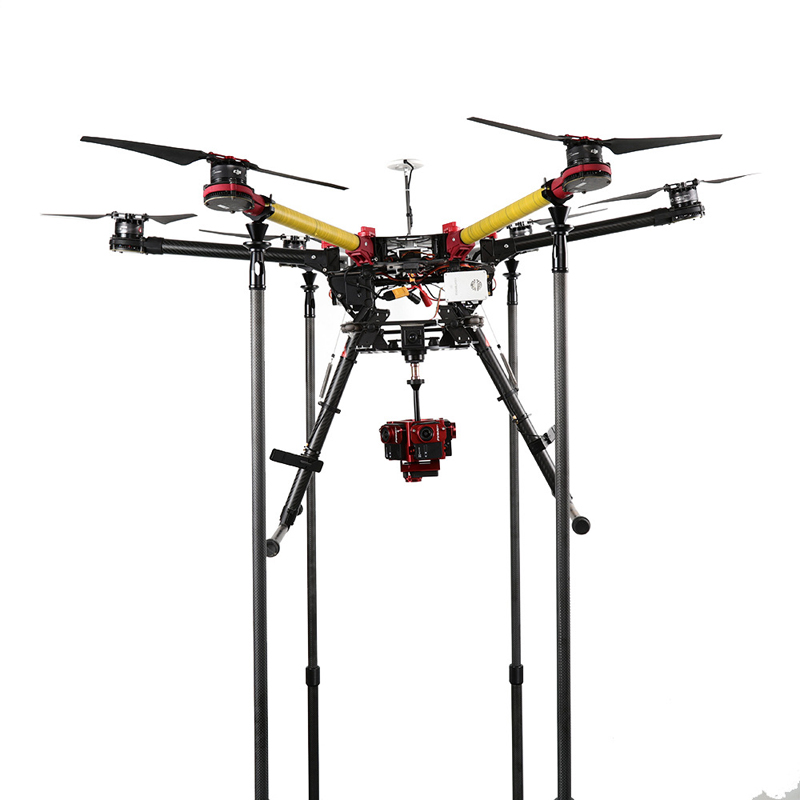 Drone Unmanned Aerial Vehicle Takeoff Shelf Aerial photography Quick Installation Platform