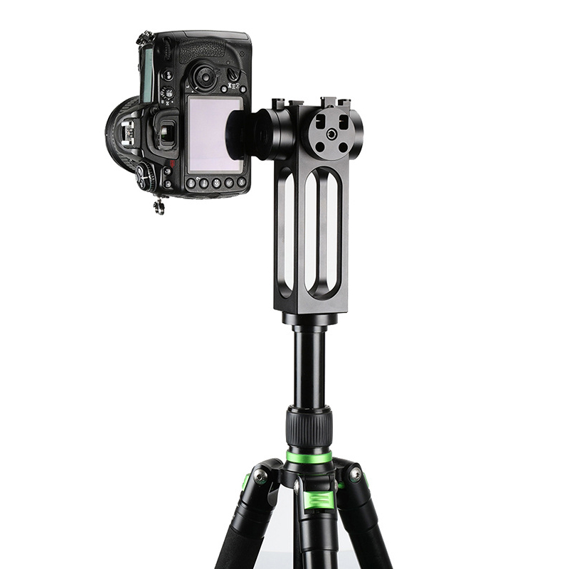 Aluminum Alloy SLR Digital Camera Panoramic Shooting Camera Video Platform For Canon Nikon Sony Micro Single