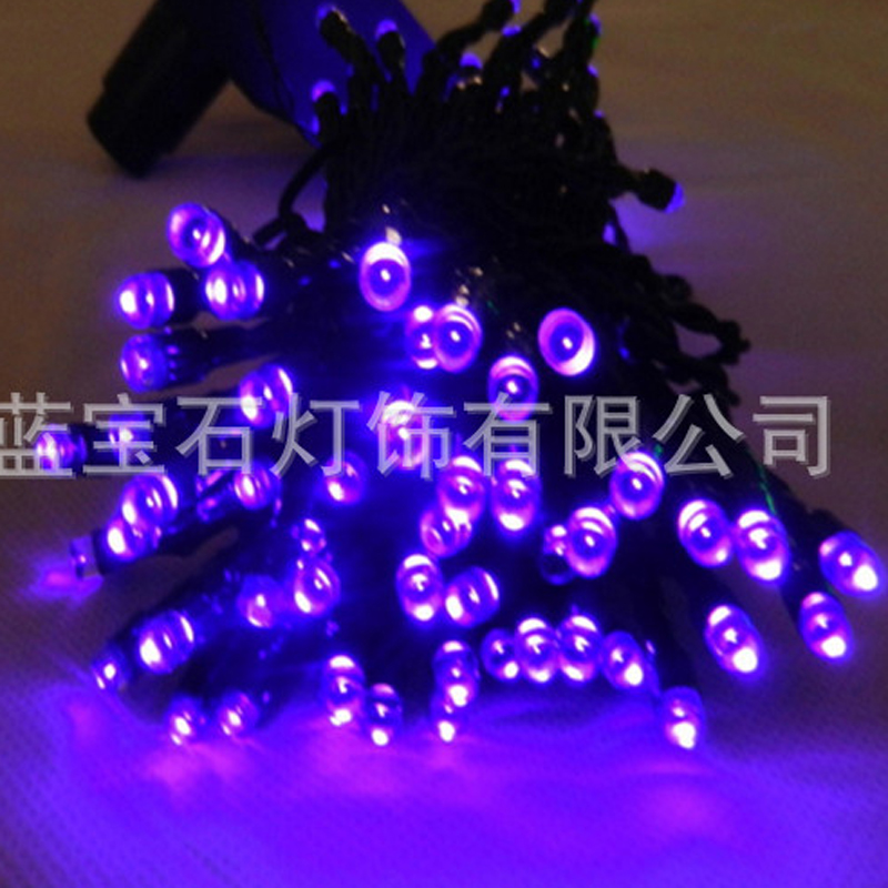 7M50L Solar Lamp Fairy String Lights Solar Power Outdoor Lights Waterproof For Garden Light LED Lighting String