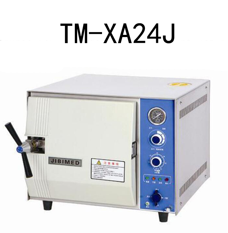TM-XA24J High Pressure 24L Desktop Quick Steam Sterilizer