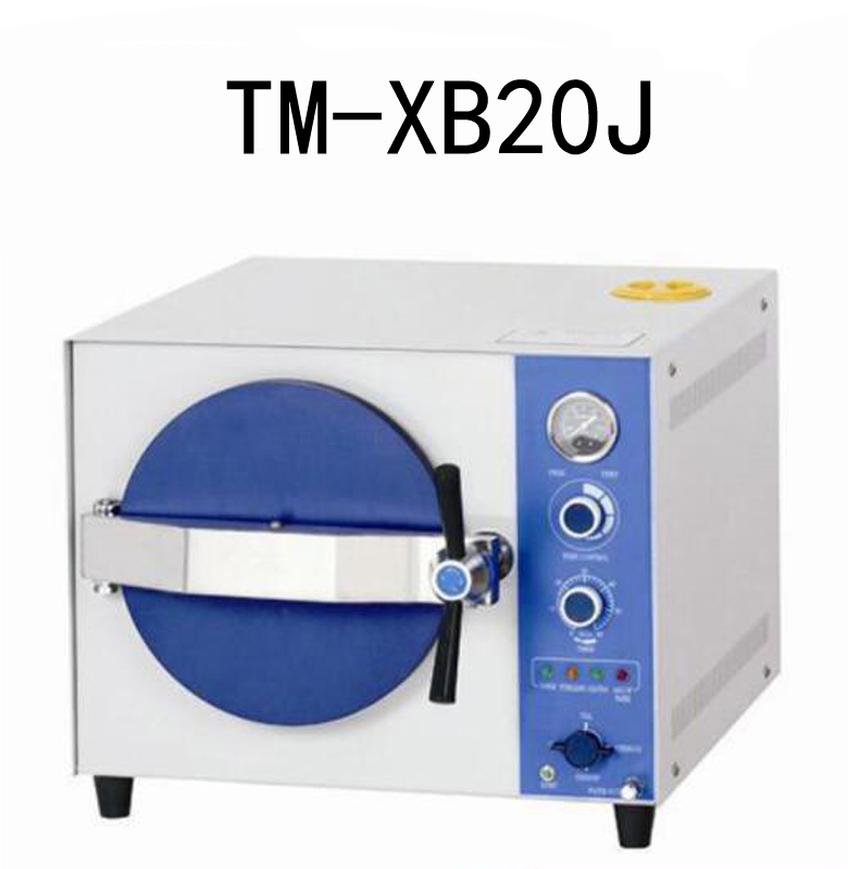 TM-XB20J High Quality Stainless Steel Desktop Quick Steam Sterilizer 20L