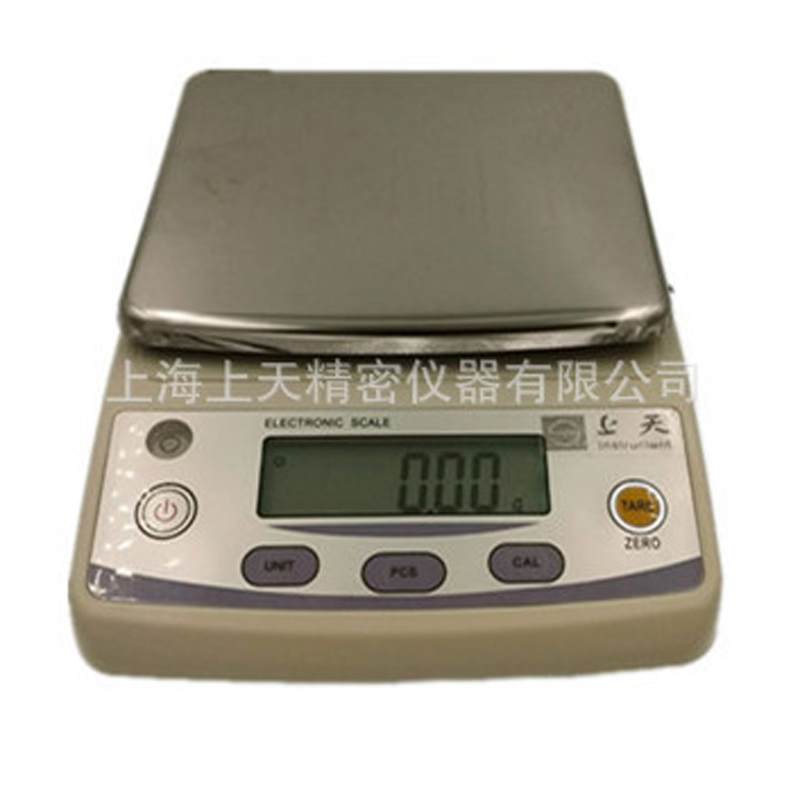 YP30002 LCD Backlight High Precision Electronic Balance 0.01g-3000g Weighing Range