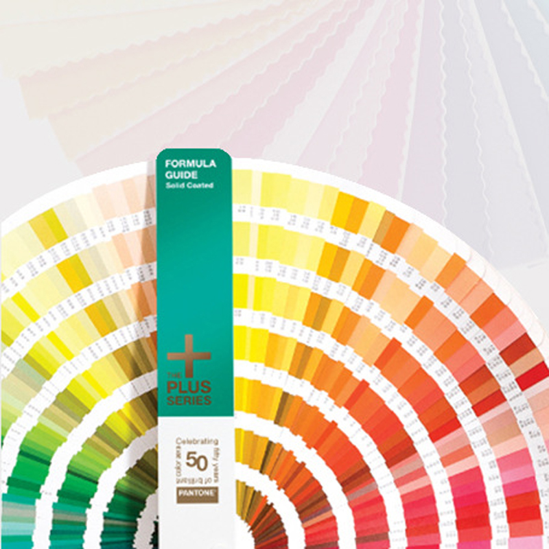 GP1501 PANTONE International Standard Colored Card CU Card 1761 Colors