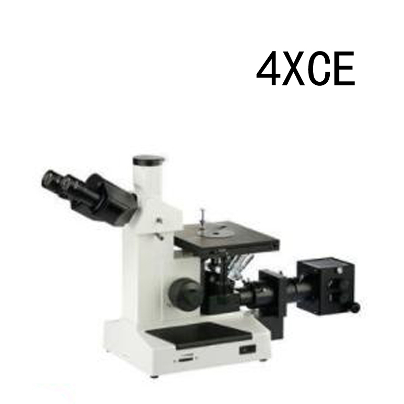 4XCE Professional Computerized Trinocular Inverted Metallographic Microscope