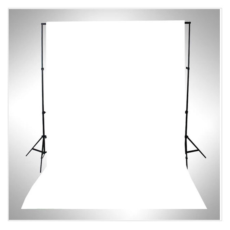 2m Width Dual Face Black & White Photographic Background