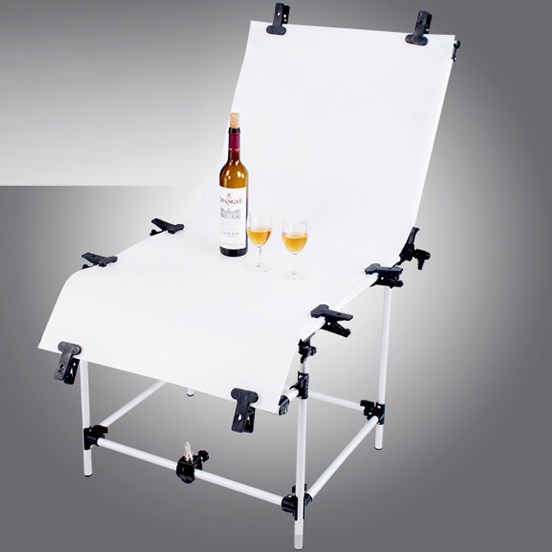 60*130cm Photographic Equipment Studio Shooting Table