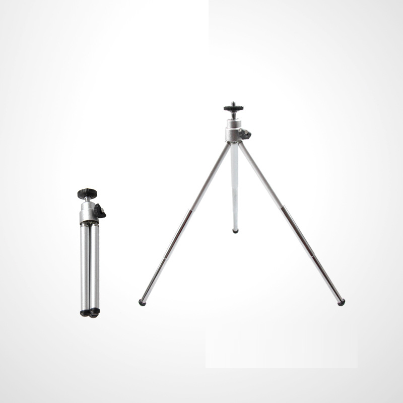Aluminum Alloy SLR Digital Camera Mobile Phone Tripod