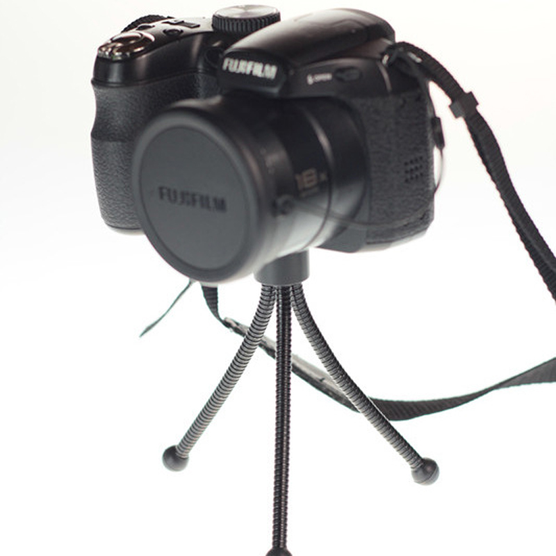 Small Soft Hose Mini Tripod Camera Stand HM101B