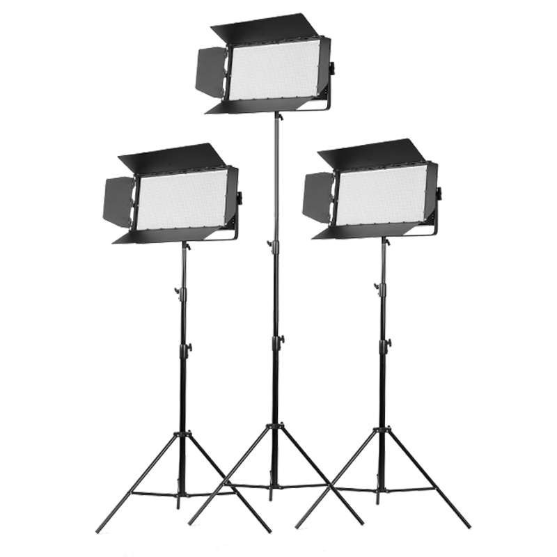 Dimmable Video Shooting Light Photography Studio LED Fill Light Lamp for DSLR Cameras