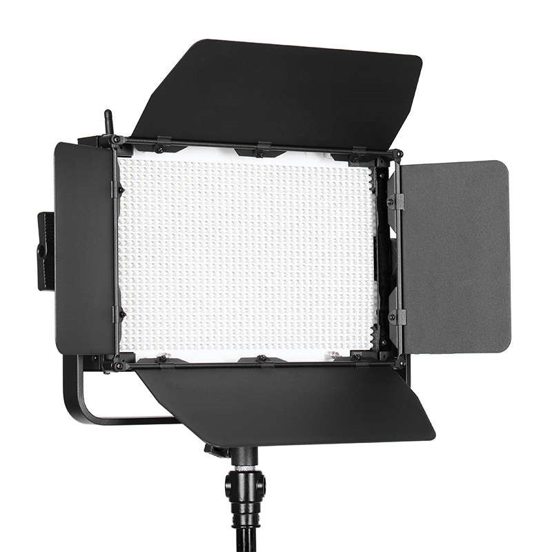High Quality 60W LED Fill Light Wireless Remote Control Photography Video Light GK- J-2400SA