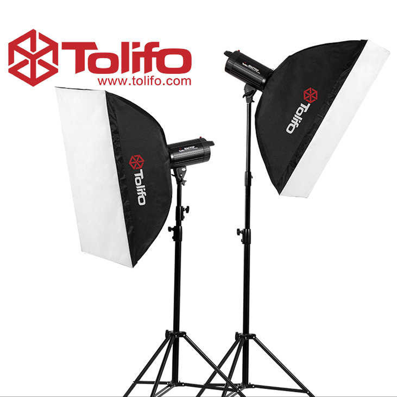 400W High Quality Photography Softbox Kit Photo Equipment Light MT-400