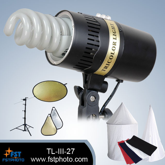 Top Quality TL-III Tricolor Lights Lights Soft Cap Television Lights