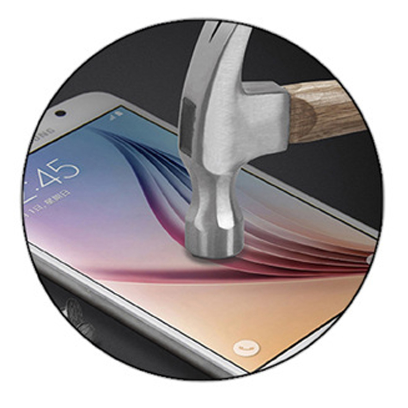 Tempered Glass For Oppo R9S A59S 0.25mm Screen Protector Film Full Screen Cover Tempered Film