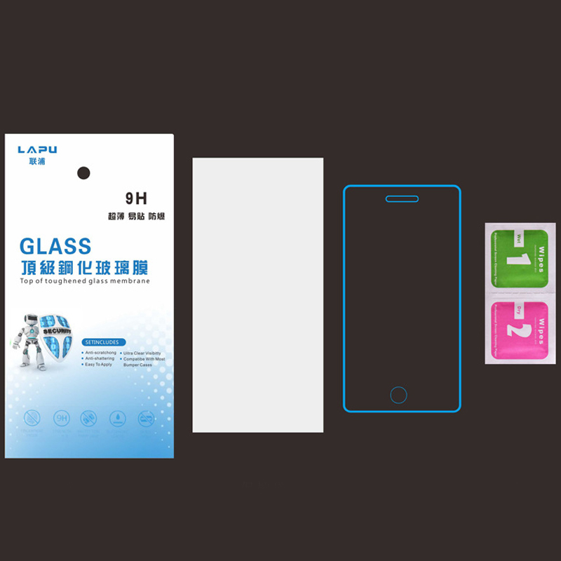 Tempered Glass 0.25mm Screen Protector Film Full Screen Cover Tempered Film For Oppo
