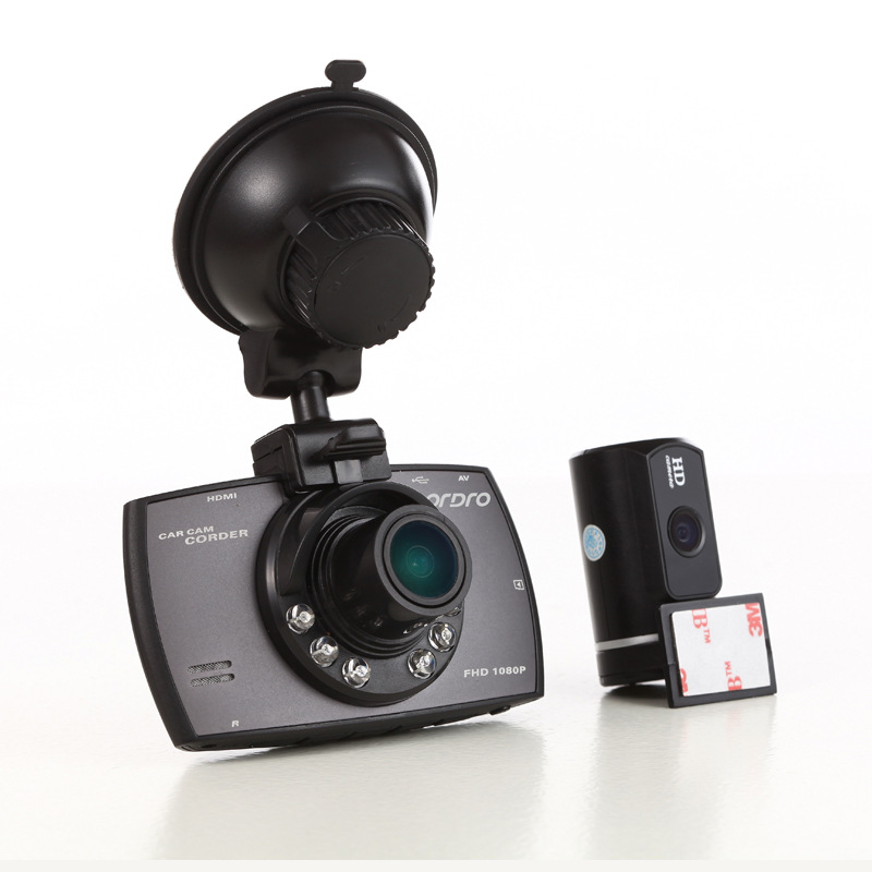 C70 Car Monitor With GPS Camera/Video Full HD 1080P Recorder