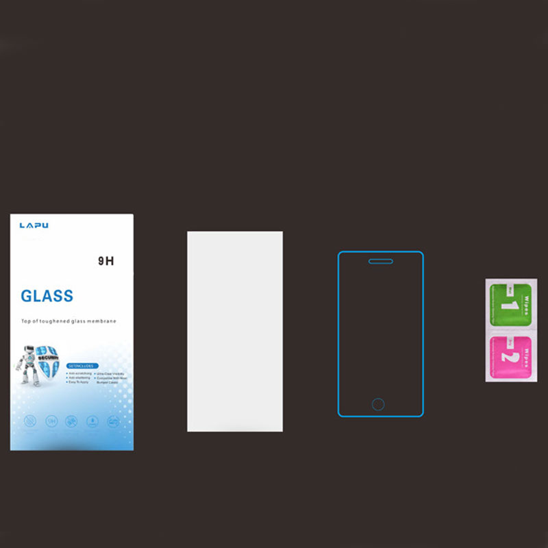 2017 Universal Anti-fingerprint Anti-dust Tempered Glass Protective Anti-scratch Steel Film for OPPO A59