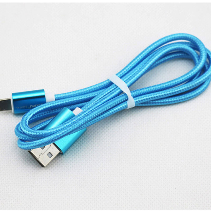 Micro USB Cable 1m Micro USB Data Cable Universal Android Phone Charger Cable For iphone 6