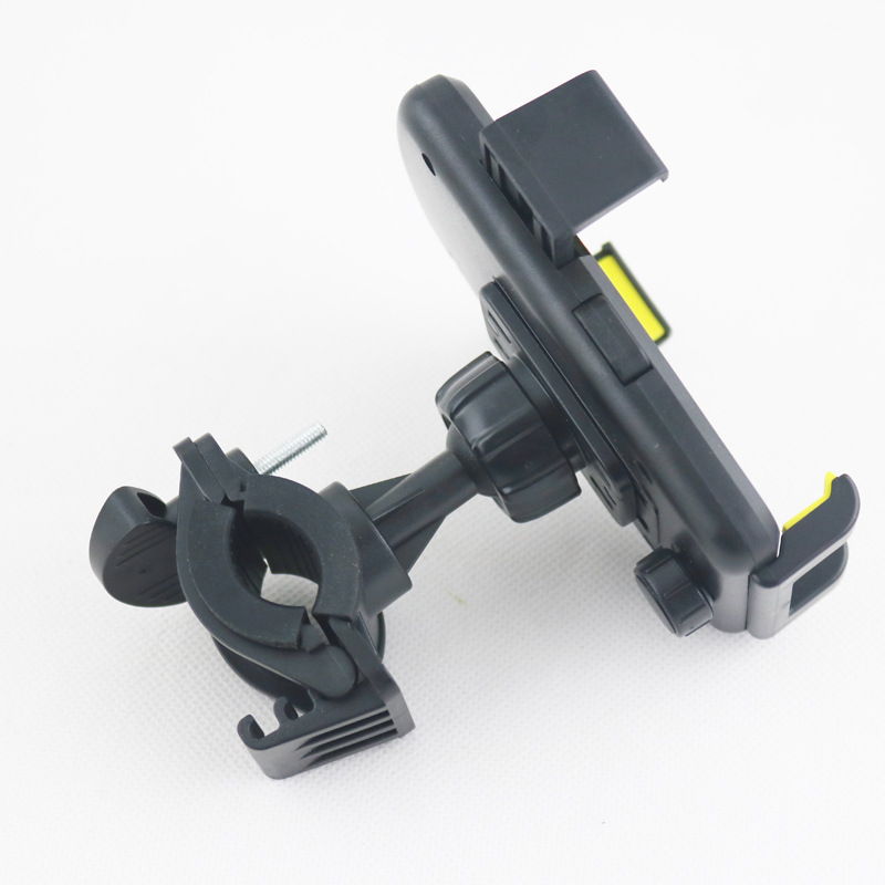 New Version Universal Rotating 360 Degrees X-Grip Clamp Mount Bike Bicycle/Motorcycle Phone Holder For Cell Phone