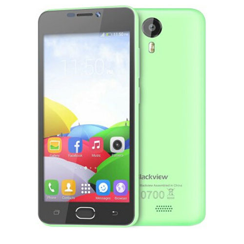 "Blackview BV2000S 5"" 1G RAM 8G ROM MTK6580 Quad Core Mobile Phone"
