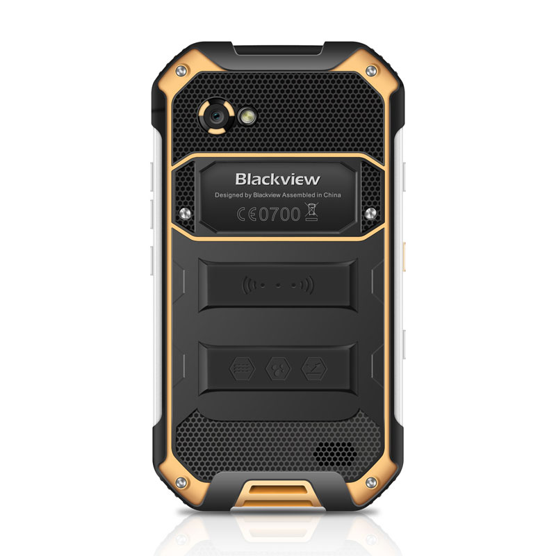 "Blackview BV6000 Waterproof 4G LTE 4.7"" 3+32G MTK6755 Octa Core Mobile Phone"