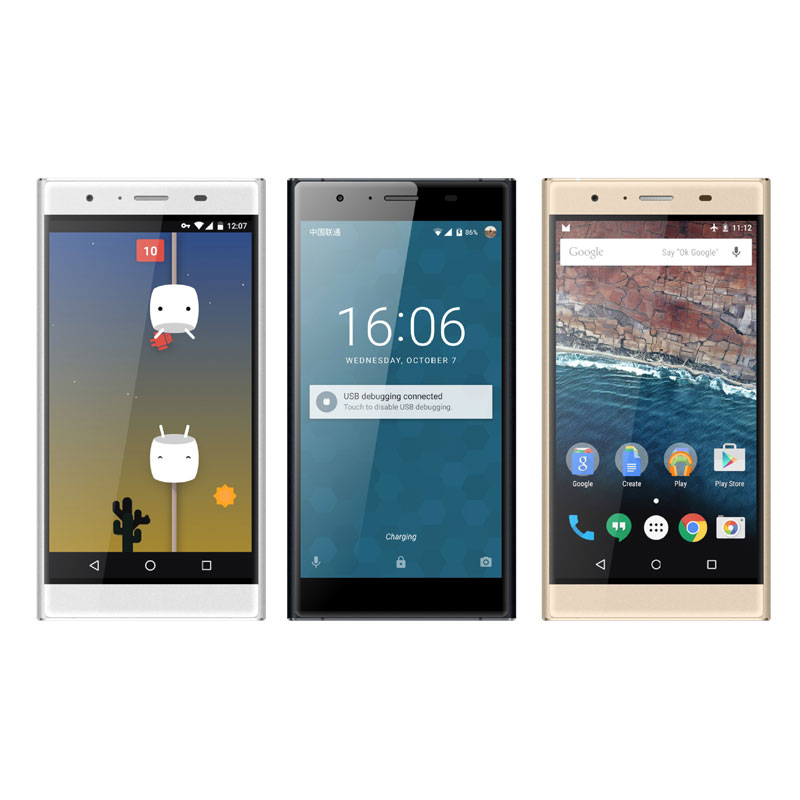 "Doogee Y300 4G LTE 5"" 2+32G MTK6735 Quad Core Mobile Phone"