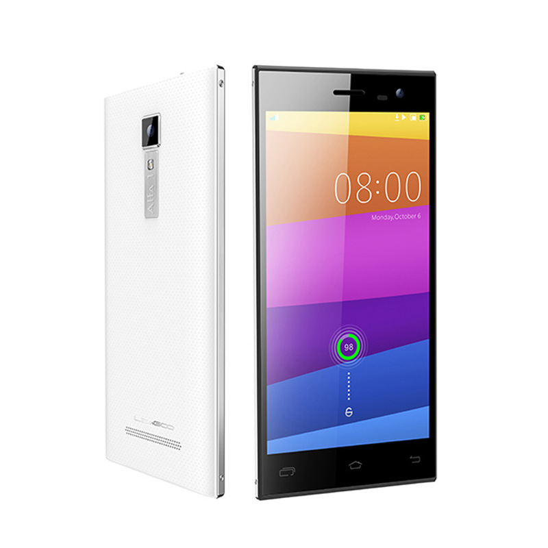 "LEAGOO Alfa1 4G LTE 5.5"" 2+16G MTK6580 Quad Core Mobile Phone"
