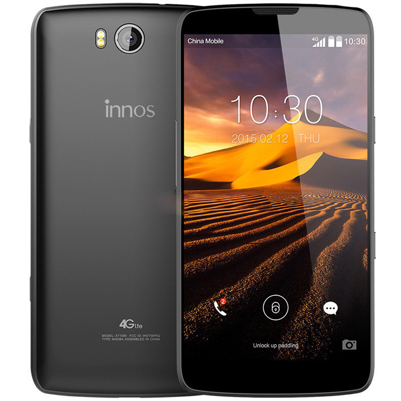 "Innos D6000 4G LTE 5.2"" 3+32G Snapdragon 615 Octa Core Mobile Phone"