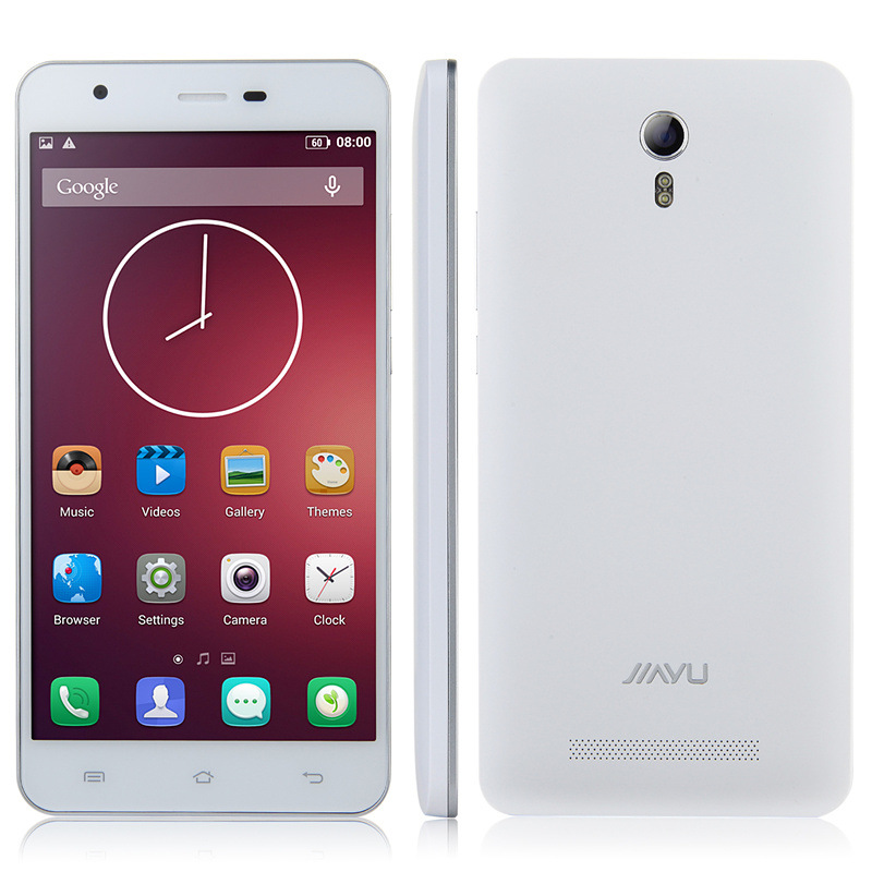 "JIAYU S3+ 4G LTE 5.5"" 3+16G MTK6753 Octa Core Mobile Phone"