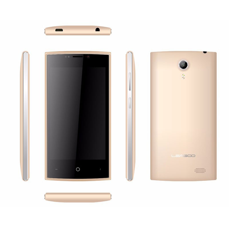 LEAGOO ELITE8 4 Inch 512M+4G MTK6735M Quad Core Mobile Phone