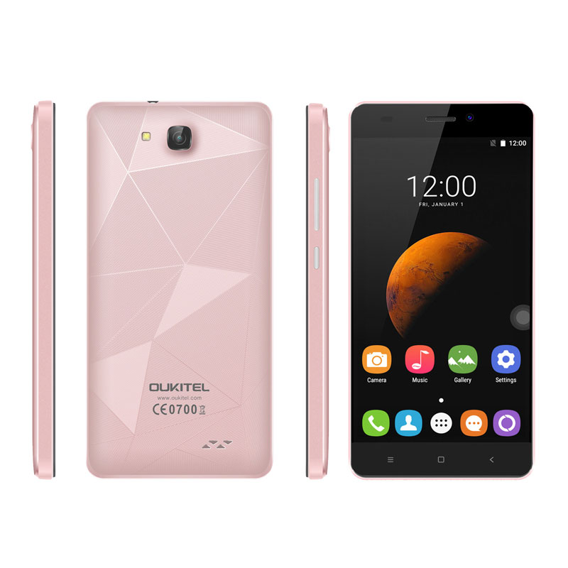 "OUKITEL C3 6.0"" 1+8G MTK6580A Quad Core Mobile Phone"