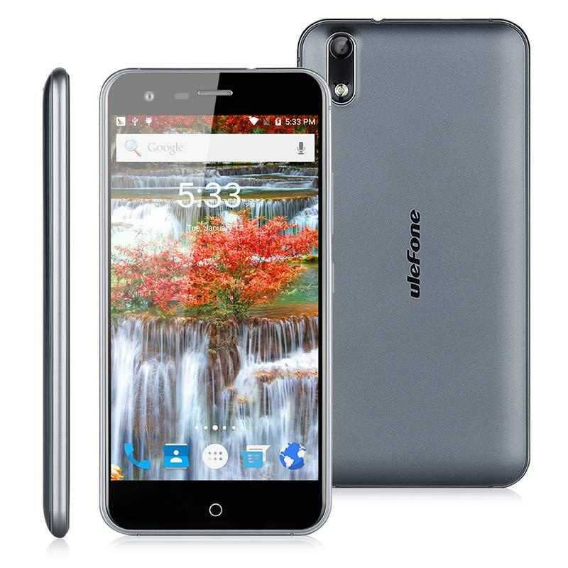 "Ulefone Paris X 5.0"" 2+16G MTK6735 Quad Core Mobile Phone"