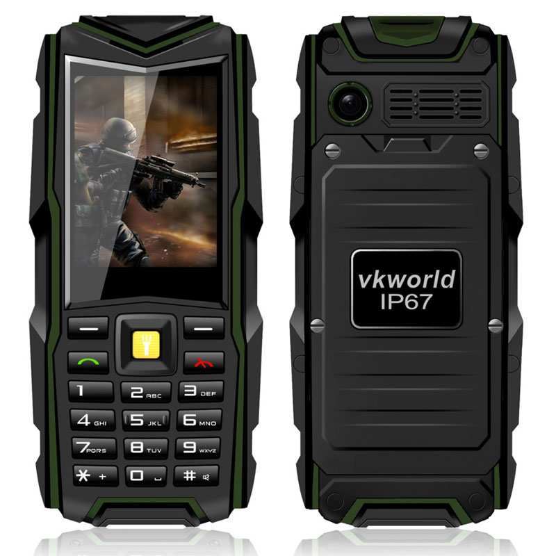 "Vkworld STONE V3 2.4"" 1+8G Mobile Phone"