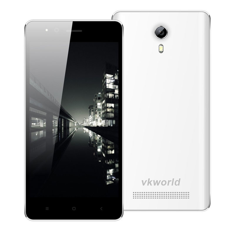 "Vkworld F1 4.5"" 1+8G MTK6580 Quad Core Mobile Phone"