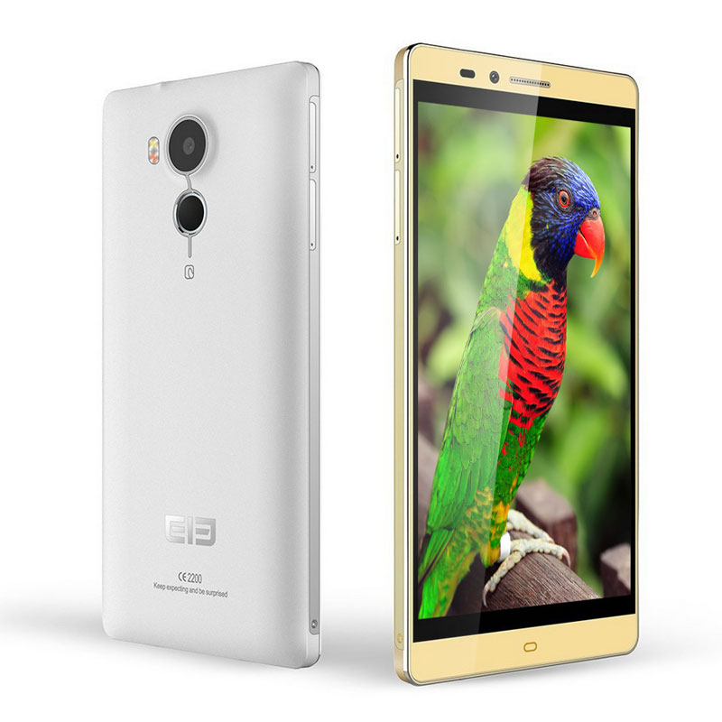 "Elephone Vowney 5.5"" 4+32G MTK6795 Octa Core Mobile Phone"